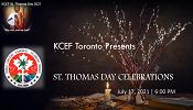 St. Thomas Day 2021